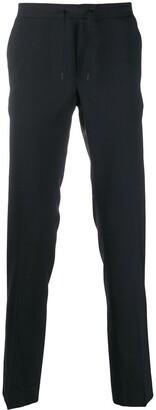 Sandro Paris elasticated tailored trousers