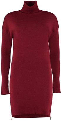 MICHAEL Michael Kors Knitted Turtleneck Dress