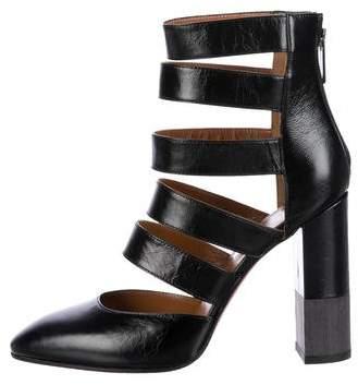 Aquatalia Emme Leather Booties w/ Tags