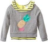 Roxy Girls' Cool Pineapple Tee (6mos24mos) - 8132833