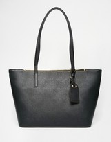 Aldo Mini Tote Bag With Metal Bar