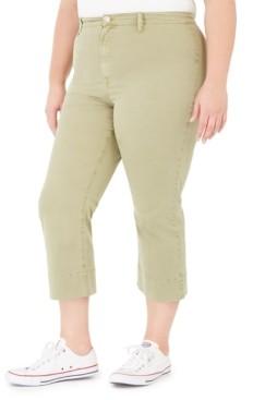 Celebrity Pink Plus Size Montauk Cropped Pants