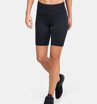 Under Armour Women's UA Meridian Bike Shorts
