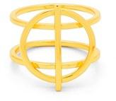 Gorjana Women's 'Anya' Openwork Circle Ring