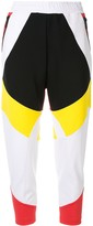 DSQUARED2 colour block track trousers