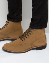 Red Wing Merchant Suede Boots