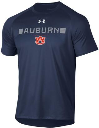 Under Armour Men's Auburn Tigers Tech Tee