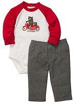 Carter's 2-pc. Short-Sleeve Bodysuit Set - Boys newborn-24m