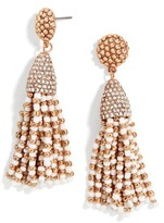 BaubleBar Women's Tassel Earrings
