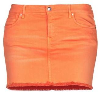 Vdp Collection Denim skirt