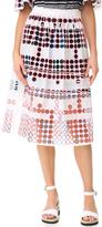 Parker Coral Skirt