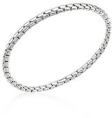 Chimento 18K White Gold Stretch Spring Bracelet
