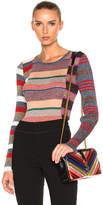 Missoni Metallic Knit Sweater