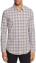 BOSS GREEN Plaid Regular Fit Button-Down Shirt