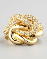 Rachel Zoe Love Me Knot Ring