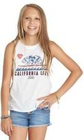 Billabong Girl's California Love Graphic Tank