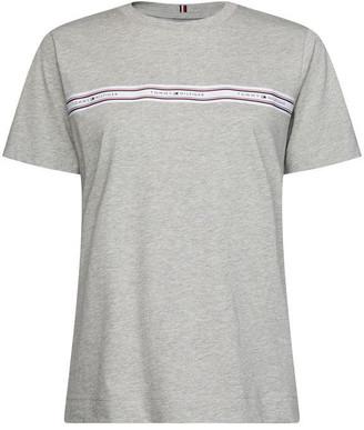 Tommy Hilfiger Raven Logo T-shirt