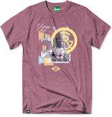 Lrg Men's Beaches-Print T-Shirt