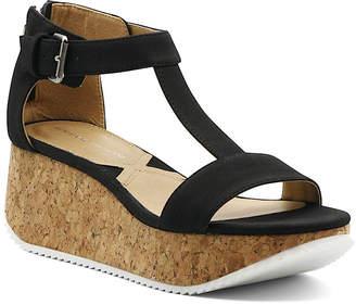 Adrienne Vittadini Chaps Platform Wedge Sandal Women Shoes