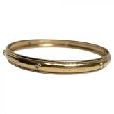 Saint Laurent Gold Yellow gold Bracelet