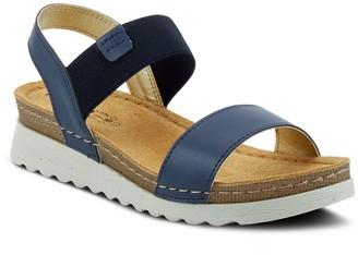 Spring Step Flexus by Gelaleta Women's Slingback Sandals