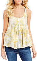 O'Neill Barbara Floral Printed Swing Tank Top