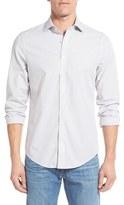 Gant Trim Fit Stripe Broadcloth Sport Shirt