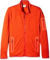 Champion Men's Active Knit Jacket-Big Sizes