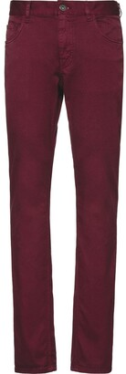Prada Five-Pocket Tapered Jeans