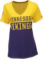 Nike Women's Minnesota Vikings Home & Away T-Shirt