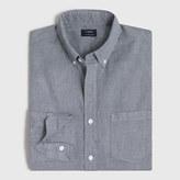 J.Crew Factory Heathered cotton shirt