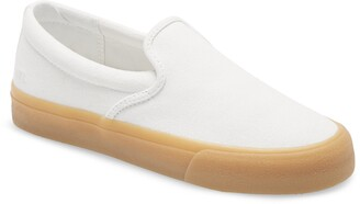 Madewell Sidewalk Recycled Canvas Sneaker