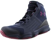 Under Armour SpeedFit Hike Mid Women US 6.5 Blue Hiking Boot