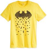 Lego Batman Falling Bricks T-Shirt, Big Boys (8-20)