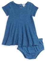 Splendid Infant Girl's Indigo Dyed Dress