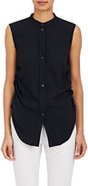 Helmut Lang Women's Striped Sleeveless Blouse