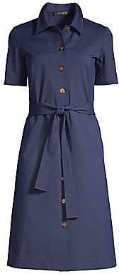 Lafayette 148 New York Women's Kylie Flare Shirtdress - Size 0