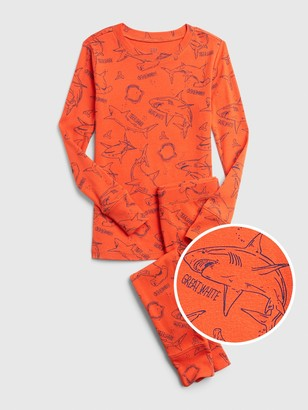 Gap Kids Shark PJ Set
