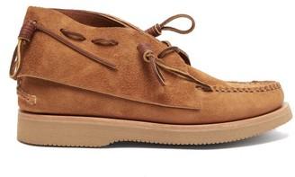 Yuketen 8 Pig Tails Chukka Boots - Brown