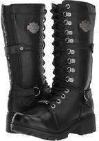 Harley-Davidson Harland Women's Lace-up Boots