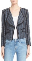 Derek Lam 10 Crosby Women's Knit Jacket
