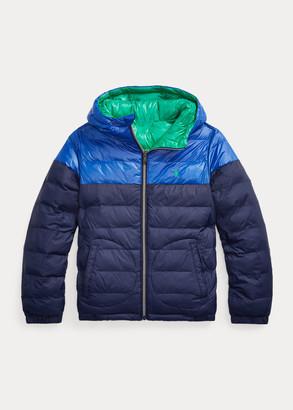 Ralph Lauren Reversible Water-Repellent Jacket