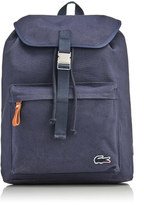 Lacoste Flap Backpack Navy
