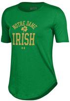 Under Armour Women's Notre Dame Fighting Irish Tee