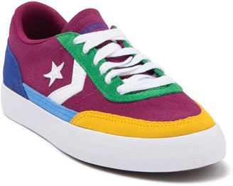 Converse Twisted Prep Net Star Low Sneaker