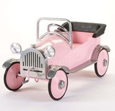 The Well Appointed House Pink Antique Pedal Car for Girls-ON BACKORDER UNTIL JULY 2016