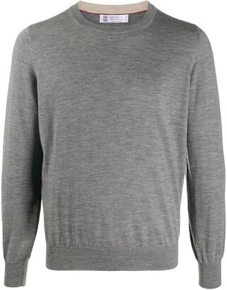 Brunello Cucinelli Regular-Fit Cashmere Pullover