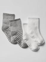 Gap Favorite ribbed socks (2-pack)
