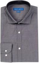 Vince Camuto Twill Slim Fit Dress Shirt