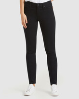Thumbnail for your product : Jeanswest Women's Black Skinny - Skinny Jeans Black Night - Size One Size, 11 Regular at The Iconic